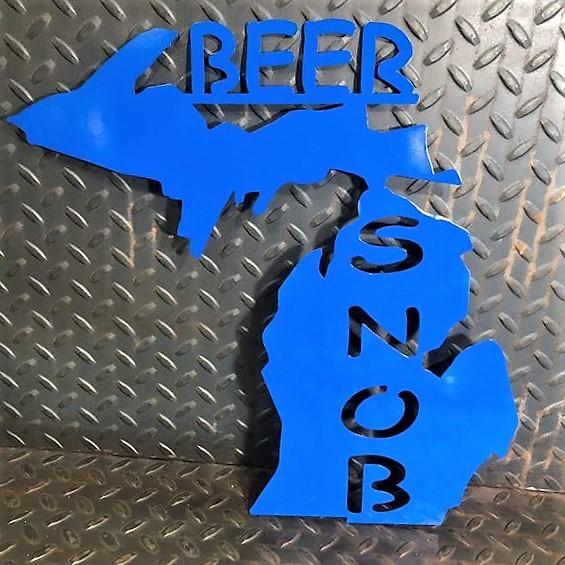 Adult Beverage Metal Wall Art Signs Artwork and Gifts, Beer, Wine, Liquor, Drinks, Drunk.