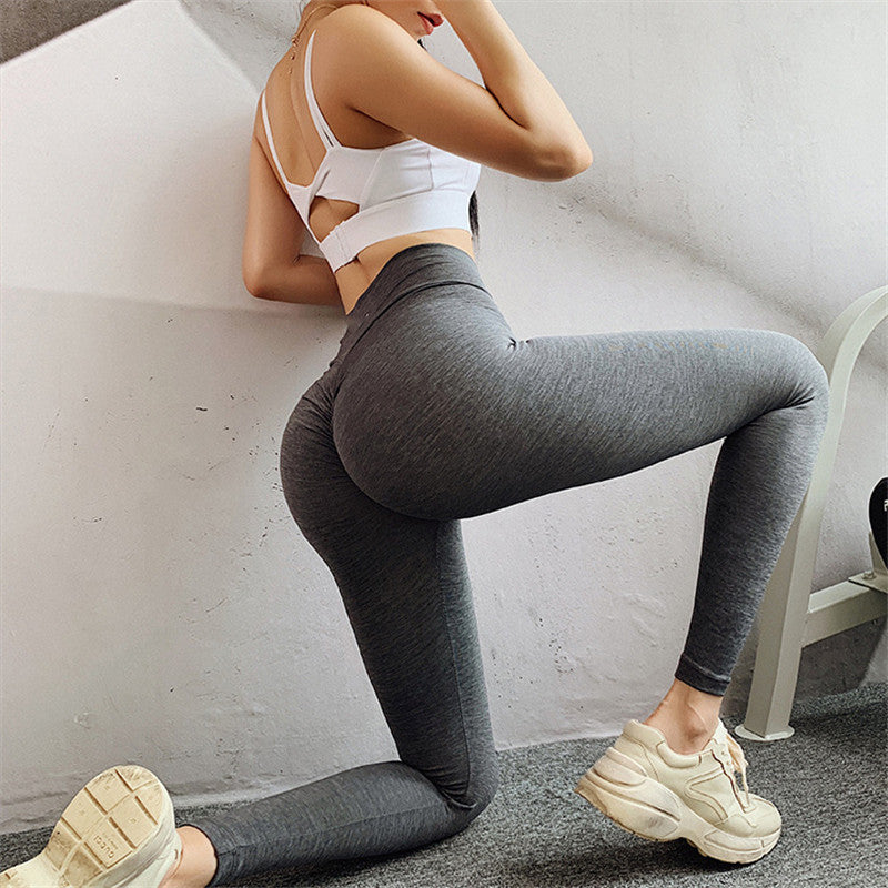 Women Scrunch Butt Yoga Pants