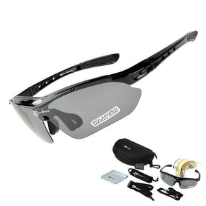 Unisex Polarized Cycling Sunglasses
