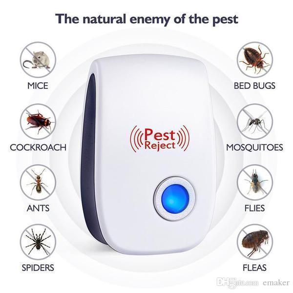 ⏰Limited time offer--buy one get one free⏰ULTRASONIC PEST REPELLER