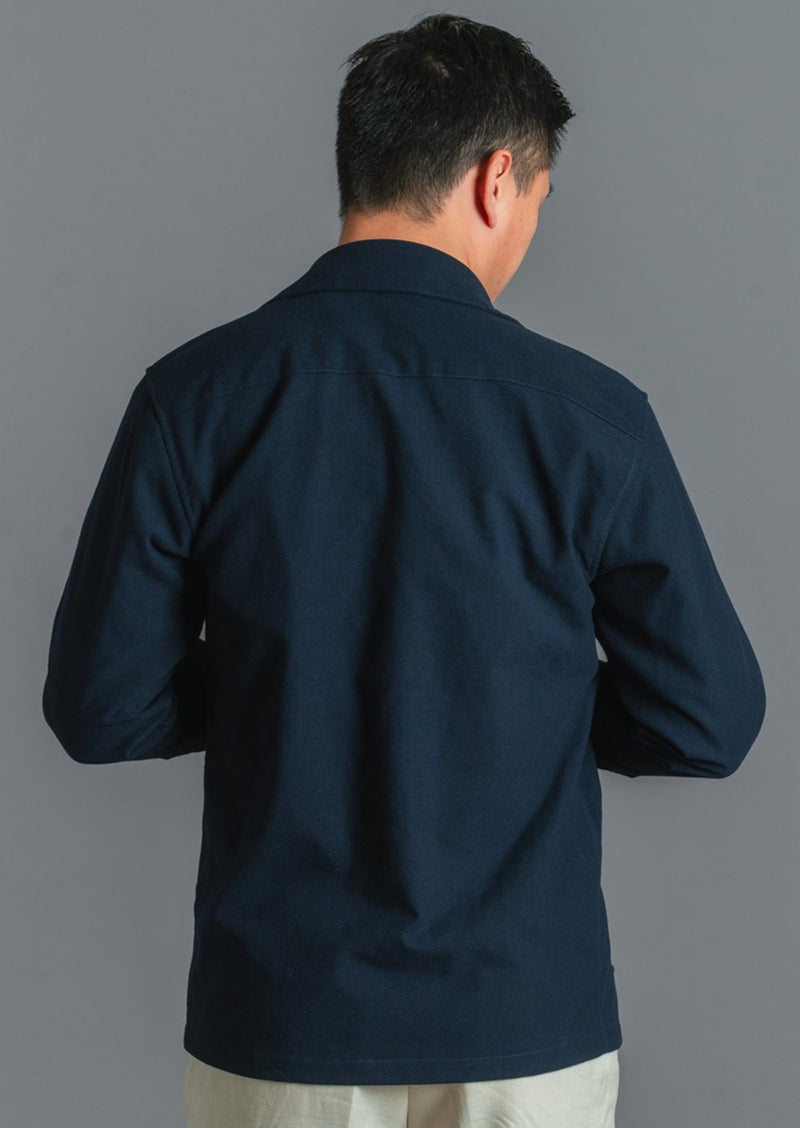 Overshirt (Navy)