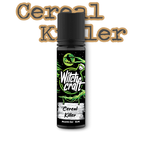Cereal Killer - Witchcraft 50ml