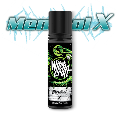 Menthol X - Witchcraft 50ml