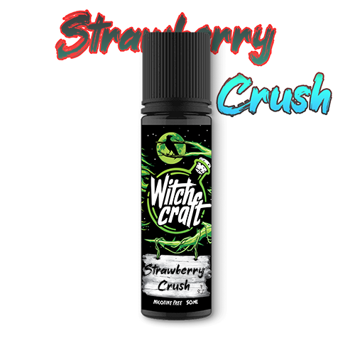 Strawberry Crush - Witchcraft 50ml