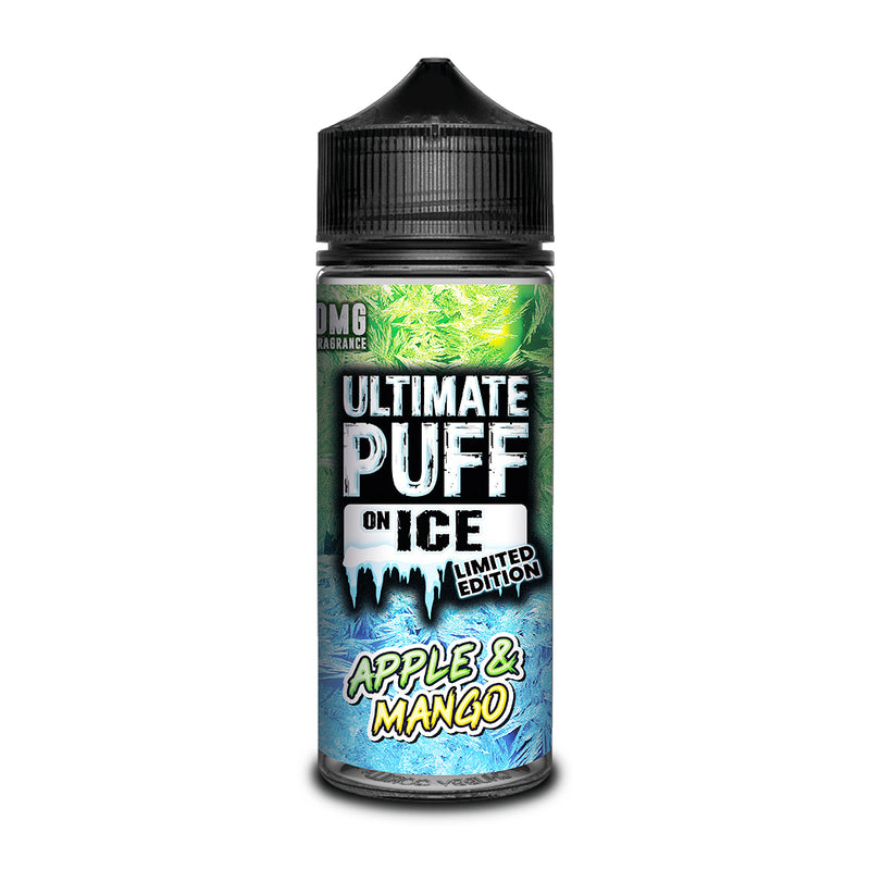 Apple & Mango On Ice 100ml - Ultimate Puff