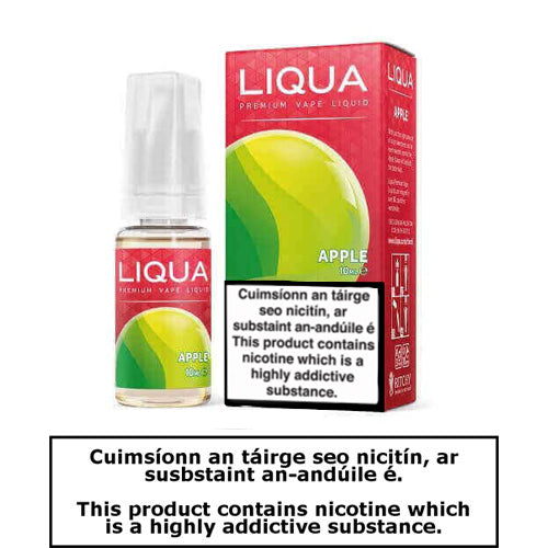 Apple - Liqua 10ml