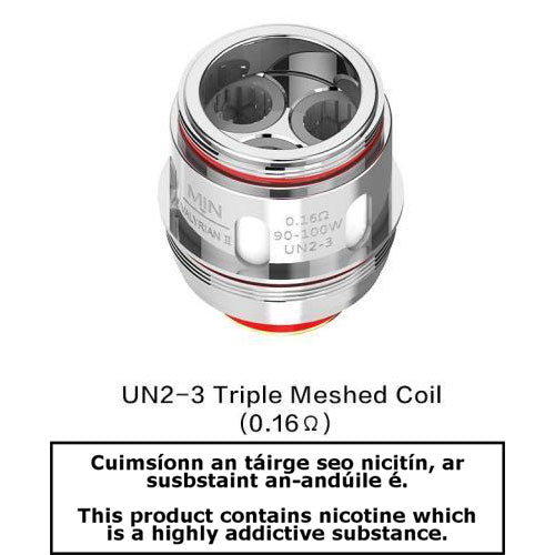 Valyrian 2 Pack 2 Coil - Uwell