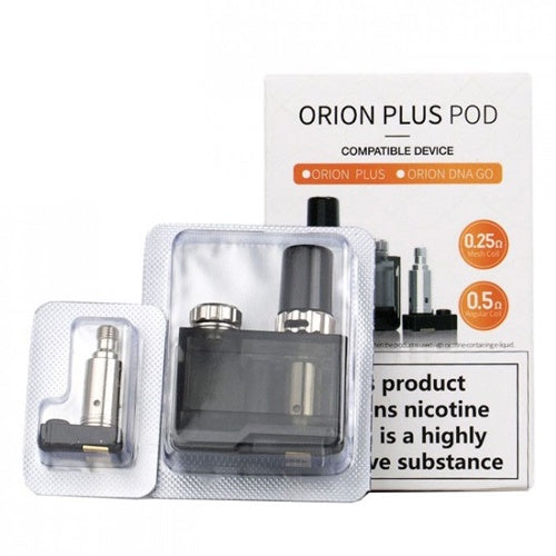 Orion Plus DNA  SPARE Pod + 2 coil - LOST VAPE