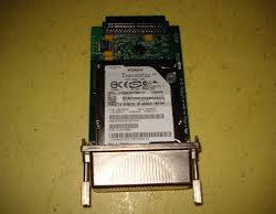 HP DesignJet 800 Formatter Board with Hard Drive