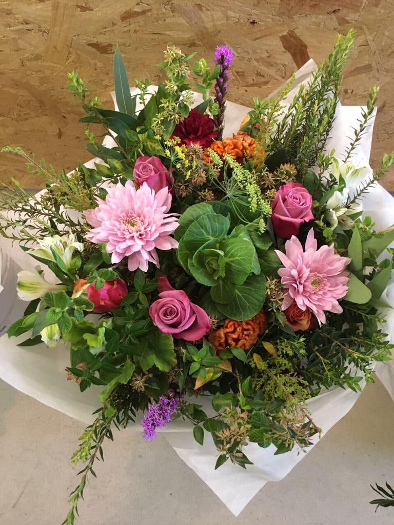 Fresh Flowers for delivery in Knysna