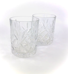Whiskey Glasses Set of 4