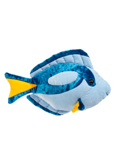 Blue Tang Fish Plush