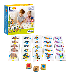 Birdy Matching Game