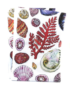 Seashell Tea Towel