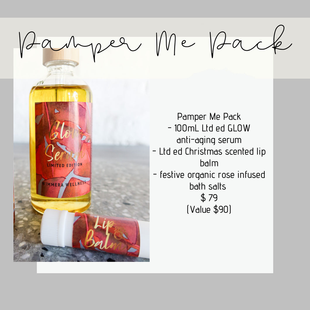 Pamper Me Christmas Pack