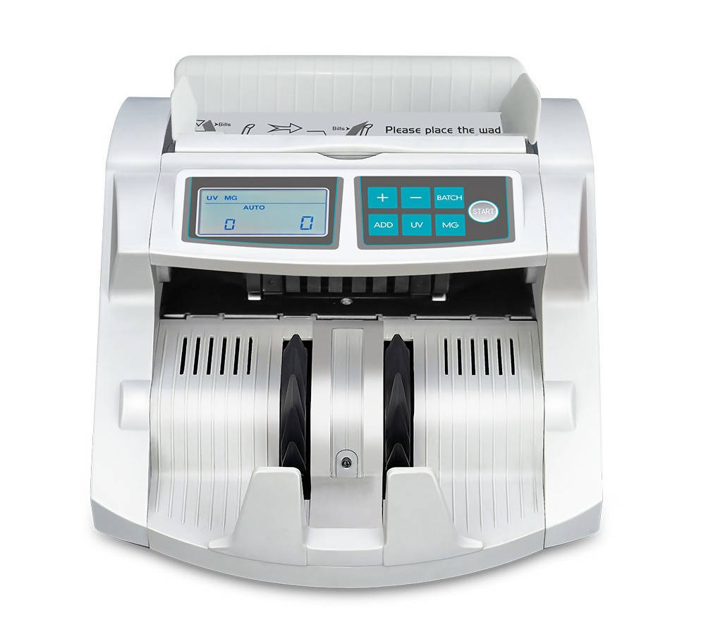 ST-2000 Money Counting & Counterfeiting Detection Machine - fooodi