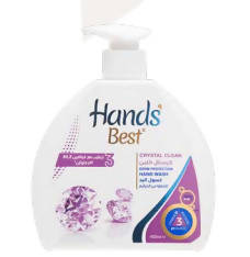 Crystal Clean Hand Wash Soap