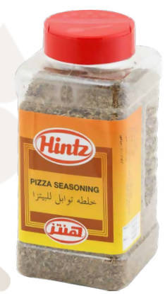 Spice mix for pizza