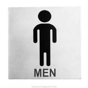 Male sign only