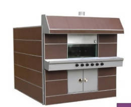 Al Baida and Lahmjoun oven with ventilation