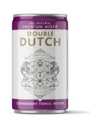 Double Dutch Cranberry Ginger Tonic Water 150 ML