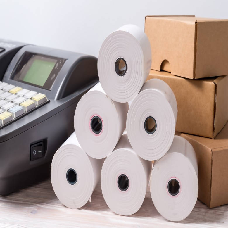 Thermal paper for POS devices 57 * 40 - fooodi