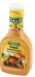 French salad dressing