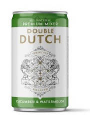 Double dutch water tonic cucumber and melon 150 ml