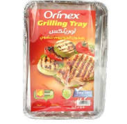 Aluminum plates for grilling