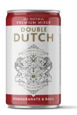 Double Dutch Tonic Water With Pomegranate And Basil 150 ml -