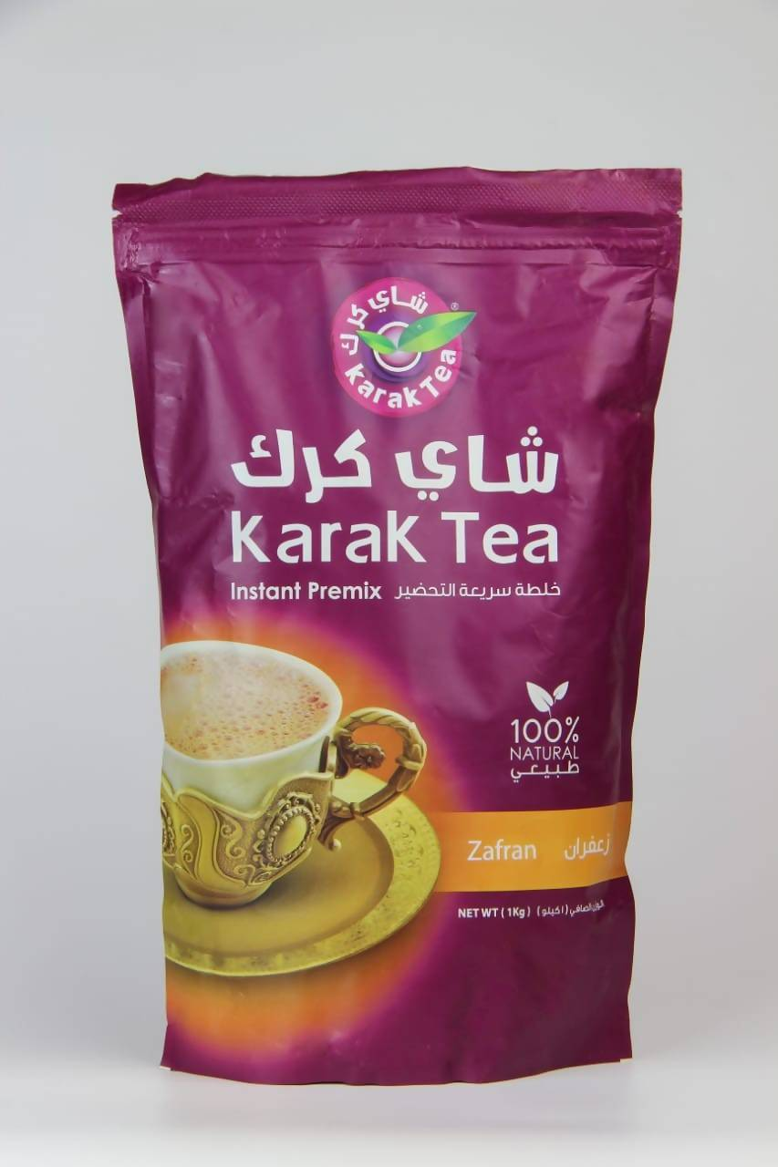 Karak tea with saffron 1 kilogram