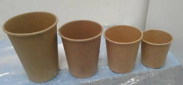Cups we will transfer all sizes