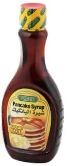 Pancake flavored butter