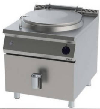 The boiling machine is indirect