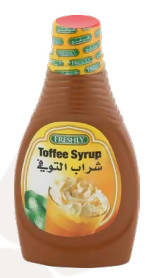 Toffee Syrup Syrup