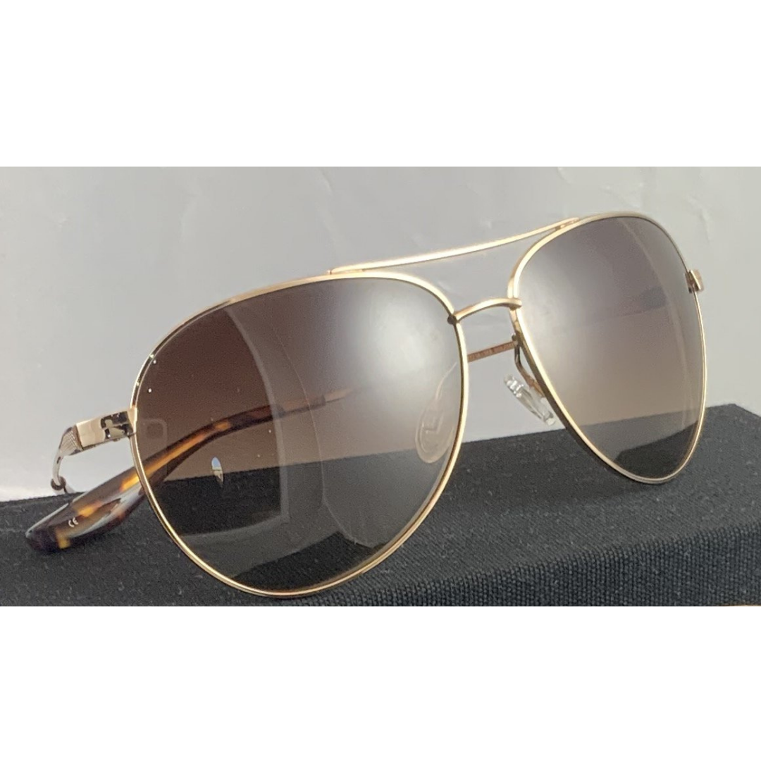 Barton Perreira Lovitt Gold/Old English Polarized DME CODE:V2025