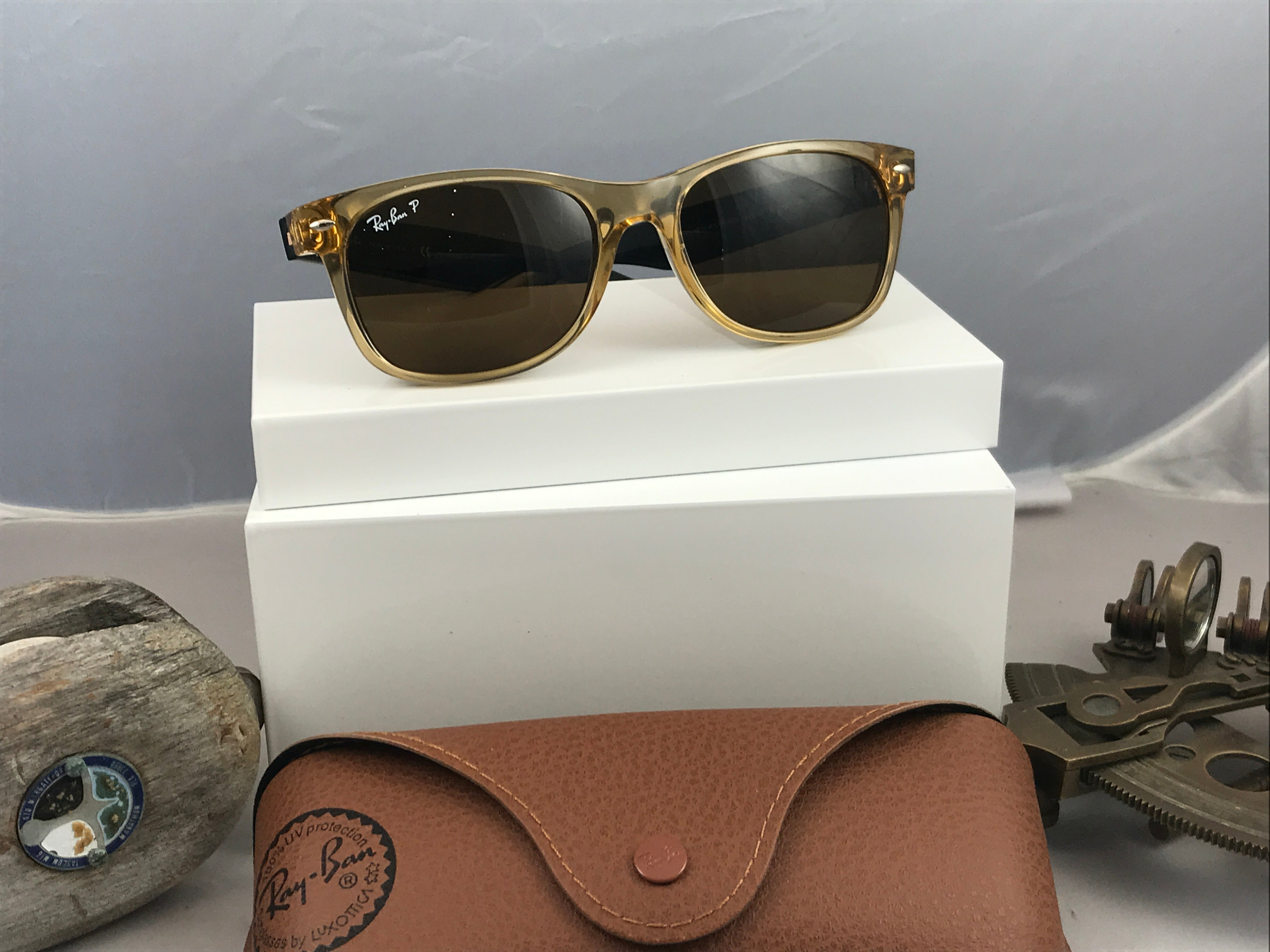 RayBan Sunglasses in 945/57 DME Code:2025