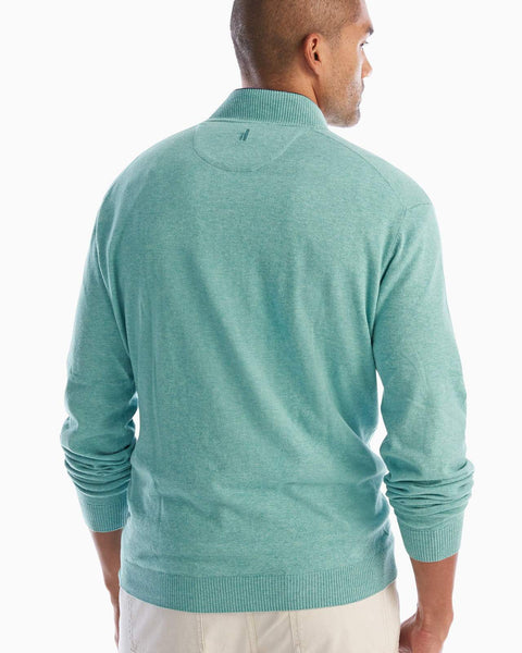 Johnnie-O Bailey 1/4 Zip Sweater