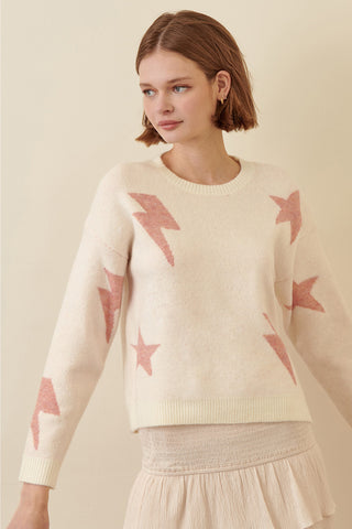 Women's Star Sweater