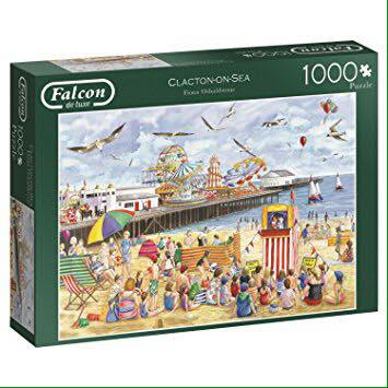 Clacton-on-Sea 1000pc Jigsaw Puzzle