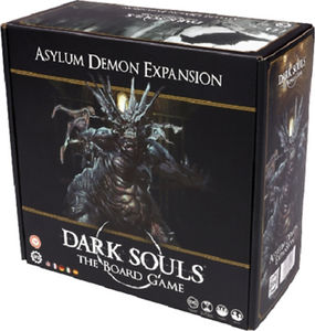 The Asylum Demon Expansion to Dark Souls™: The Board Game.