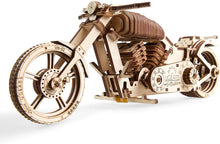 Load image into Gallery viewer, UGears Bike DIY Kit VM-02 Rubber Band Engine