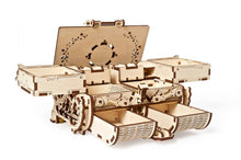 Load image into Gallery viewer, UGears Mechanical Model Antique Box