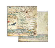 Load image into Gallery viewer, Stamperia Around the World Scrapbooking Papers 12x12