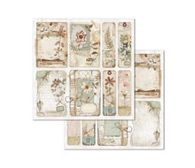 Load image into Gallery viewer, Stamperia Imagine Scrapbooking Papers 8x8