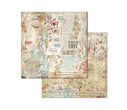 Stamperia Imagine Scrapbooking Papers 8x8