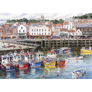Scarborough 1000pc Jigsaw Puzzle Gibsons