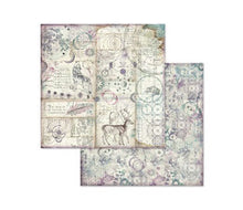 Load image into Gallery viewer, Stamperia Cosmos Scrapbooking Papers 8x8