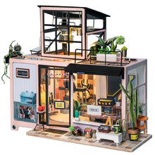 "Load image into Gallery viewer, ""Kevin's Studio"" DIY Miniature Room"