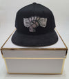 BLACK DOLLAR LUX SNAPBACK